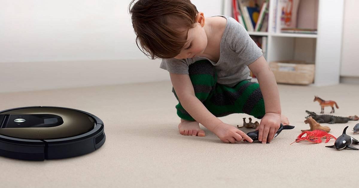 Mua hộ Robot chùi nhà iRobot Roomba từ Mỹ, Anh, Đức, Australia