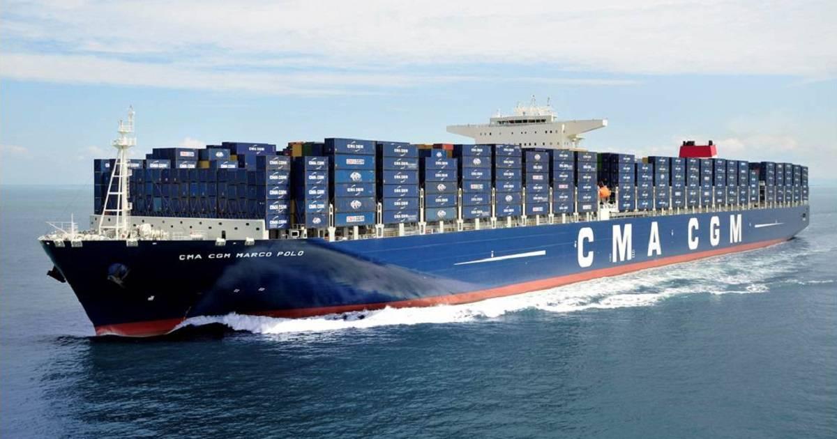 Mua hộ & Ship hàng đường biển (sea) từ Mỹ